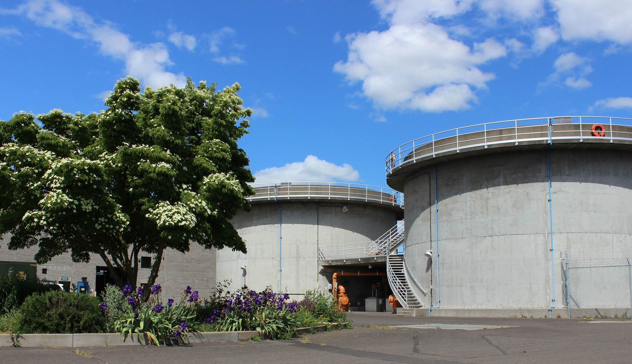 Digester at BMF