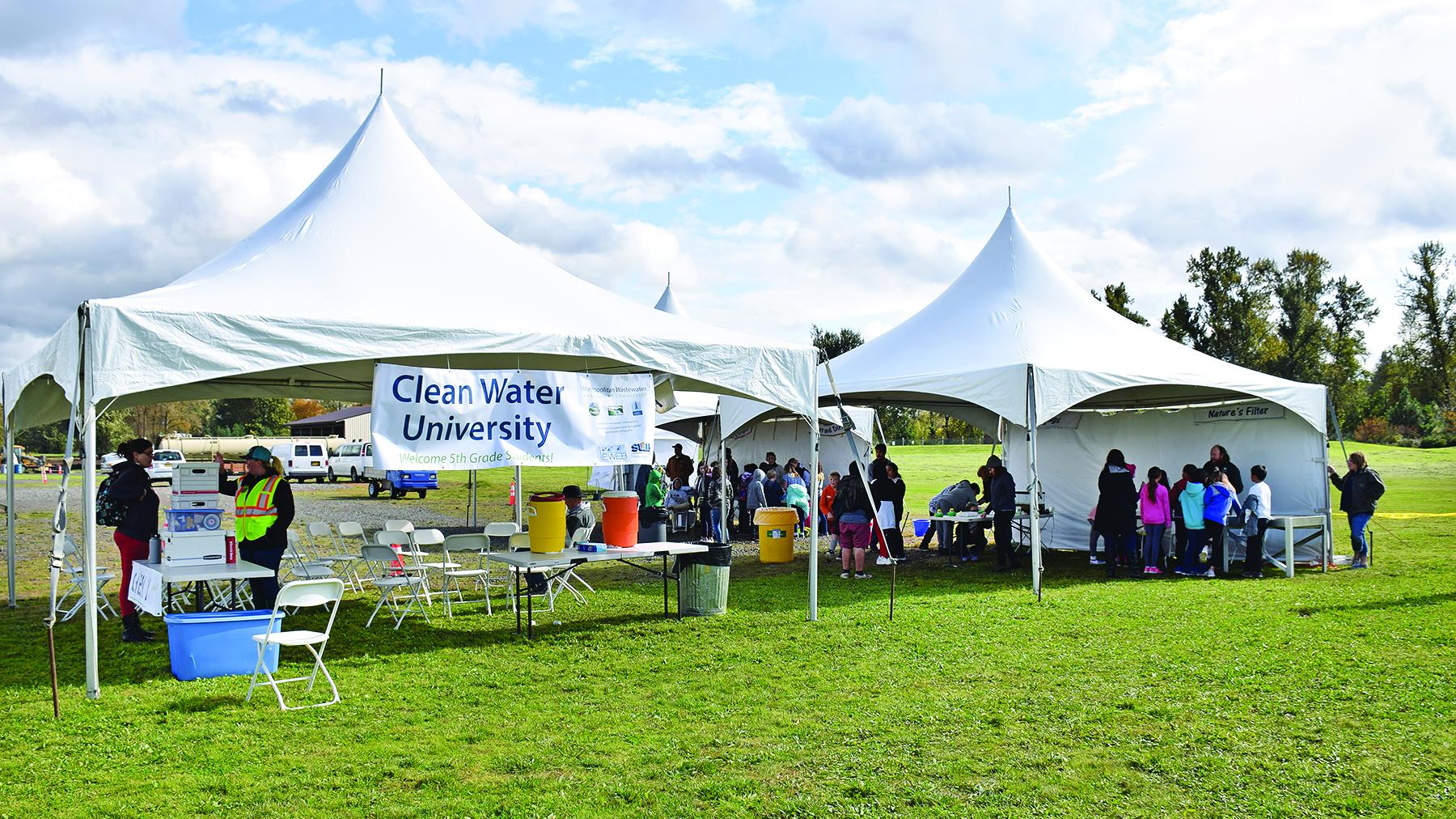 Clean Water University Field Trip Overview